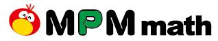 MPM數學官方網站 Logo